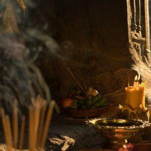 Encens et purification